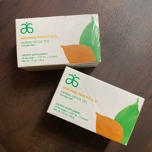 Arbonne Herbal Detox Tea (2)